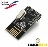 NRF24L01 avec 2,4 GHz module émetteur-récepteur sans fil WiFi Arduino TimerMart