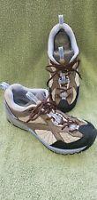 Merrell Dark Shadow Womens Hiking Shoe Size 7.5M Charcoal, Gray, Blue 38 EU
