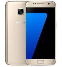 """Doré- Original 5.1"""" Samsung Galaxy S7 G930A Smartphone 4G LTE Téléphone Débloqué"""