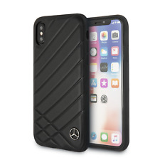 iPhone X and iPhone XS Mercedes Benz Hard Case Leather