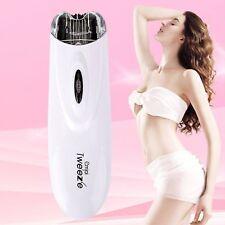 Emjoi Tweeze eRase Epilator Easy No Pain Womans Facial Painless Hair Remover
