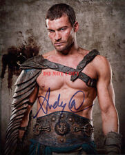 Andy Whitfield (Spartacus) Signed Autographed 8x10 Photo Reprint