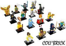 Lego 71011 minifigure serie 15 - Choisissez votre figurine - lot kg NEUF NEW