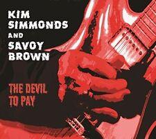 The Devil to Pay by Kim Simmonds/Savoy Brown (Vinyl, Mar-2016, Ruff (Australia))
