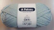 Patons Jet #847 Sea Foam Wool & Alpaca 50g