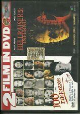 DVD 100 ragazze + Hellraiser 5. 2 film un DVD