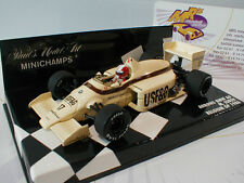 Minichamps 400860017 # Arrows BMW A8 Belgium GP 1986 No.18 M. Surer 1:43 NEU