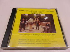 CD  Hayes Kavanaghs New York City jazz Band Portugal