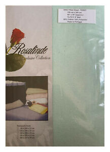 """Terry Towel Towelling Stretch Fitted Sheet 10"""" Deep Mattress All Sizes, Colours"""