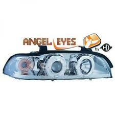 Scheinwerfer Set für BMW E39 95-00 Klarglas/Chrom H1+H1