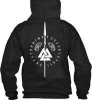 Cool Viking_odin_norse Gildan Hoodie Sweatshirt Gildan Hoodie Sweatshirt