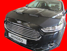 Ford Mondeo Fussion 2014- CUSTOM CAR HOOD BRA NOSE FRONT END MASK
