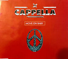 Cappella ‎Maxi CD Move On Baby - Germany (EX+/VG+)