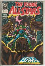 DC Comics Young All Stars #30 October 1989 NM-