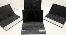 Gateway Mixed Lot of 4 Parts and Repair Laptops (See detailed description)