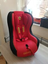 OFFICIAL Ferrari car seat MADE IN FRANCE 🇫🇷 9 - 18KG, FAST & FREE UK DELIVERY!
