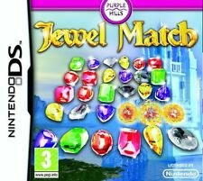 Jewel Match (Nintendo DS) NDS DS Lite DSi XL Brand New