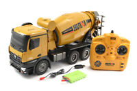 CML 1/14th Radio Control LARGE CONCRETE MIXER TRUCK 2.4Ghz 10Ch Metal Cab CY1574