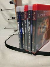 Ps3 5 game lot call of duty, resident evil, etc