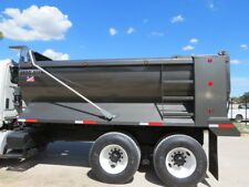 NEW 15' DUMP BED CONSTRUCTION STYLE 1/4 GAUGE PNEUMATIC TAILGATE TRUCK BED BODY