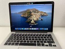 """Apple MacBook Pro 13,3"""" (Intel Core i5 5ème Gén., 2,70GHz, 128Go SSD, 8Go..."""