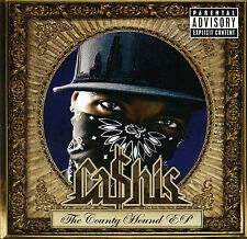 Cashis THE COUNTY HOUND EP (Retail Promo CD) Uncensored (2007)