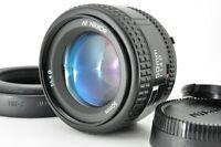 """"""" Near Mint """" Nikon AF NIKKOR 50mm f1.4 D Standard Prime Lens w/ Hood From Japan"""