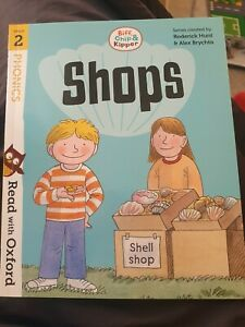 **NEW PB** Shops - Oxford Reading Tree - Stage 2 Phonics