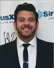 Adam RICHMAN SIGNED Autograph 10x8 Photo AFTAL COA American Actor Man V Food