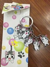 Chi's Sweet Home bunch stand metal pendant key chain key chains figure anime new