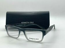 NEW KENNETH COLE NEW YORK KC0264 020  TWO TONE GREY  53-18-140MM / CASE
