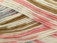 King Cole CHERISH BABY DK Knitting Wool / Yarn 100g - 1115 Honeycomb