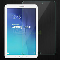 """PU Leather Smart Stand Case Cover+Screen Protector For Samsung Galaxy Tab E 9.6"""""""