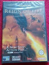 Reign of Fire Original Black Label Nintendo Gamecube PAL NEW/SEALED