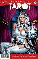 Zenescope Grimm Fairy Tales: Tarot #4 Cover C Variant