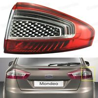 New 1Pcs Rear Outer Tail Light Lamp Right Side for Ford Mondeo Sedan 2011 2012