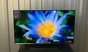 Hisense 50U7QFTUK 50 Inch QLED 4K Ultra HD VIDAA U Smart TV OS  - Black