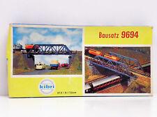 """Kibri Ho U/A """"Bridge"""" Plastic Model Kit #9694"""