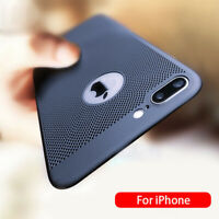 Ultra Slim Heat Dissipation Phone Case Cover For iPhone XS Max XR X 8 7 6S Plus