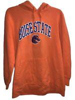 Boise State Broncos Mens M Football NCAA Hoodie Hooded Sweatshirt Genuine Stuff