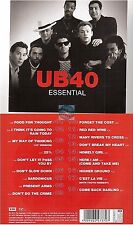 UB40 essential - the best of CD ALBUM red red wine here i am higher ground ..