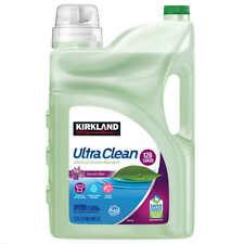 Kirkland Signature Ultra Clean HE Liquid Laundry Detergent, Lavender, 126 loads,