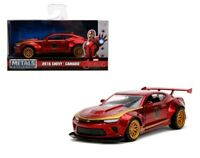 Iron-Man 2016 Chevy Camero SS Hollywood Rides 1:32 Diecast Car