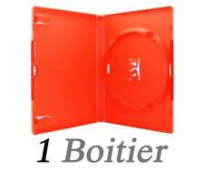 Boitier pour 1 DVD Rouge