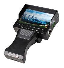 "Handheld 4.3"" LCD Monitor CCTV Security Surveillance Camera Tester Foldable"