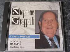 STEPHANE GRAPPELLI ITS ONLY A PAPER MOON CD TEA FOR TWO GREENSLEEVES 1991