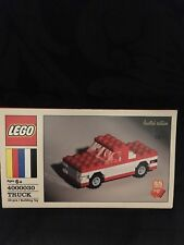 LEGO Classic 60th Anniversary Limited Edition Truck 4000030