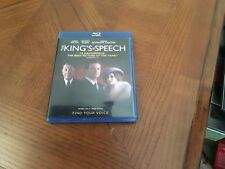 The Kings Speech (Blu-ray Disc, 2011)