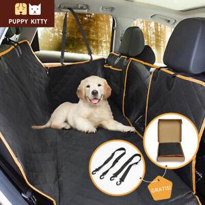 Hundedecke Schutzdecke Wasserdichte Autoschondecke Rückbank Hund Kofferraum DHL