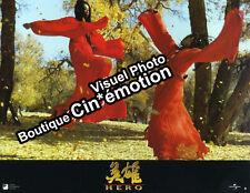 8 Photos Cinéma 21x27.5cm (2002) HERO - YING XIONG Jet Li, Tony Leung Chiu Wai